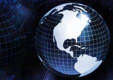 Globo del mondo illustrazione vettoriale