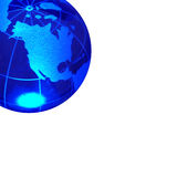 Globo del mondo Immagine Stock Libera da Diritti