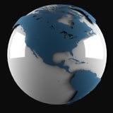 Globo del mondo Fotografie Stock