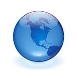 Globo del mondo Fotografia Stock