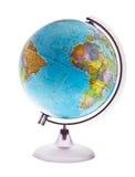 Globo del mundo Imagen de archivo