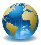 Globo del mundo Fotografía de archivo