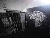 Globo del mundo Fotos de archivo