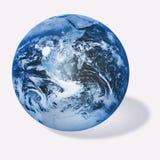 Globo del mundo de la ilustración Imagen de archivo
