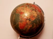 Globo del pianeta Terra immagini stock libere da diritti