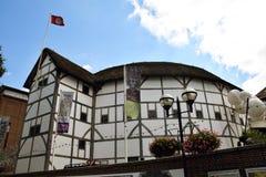 Globo del ` s di Shakespeare fotografia stock libera da diritti