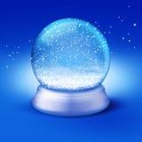 Globo della neve Immagini Stock