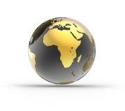 Globo della terra Immagini Stock Libere da Diritti
