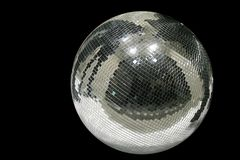 Globo do disco Fotos de Stock Royalty Free
