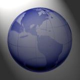 Globo do mundo Fotografia de Stock