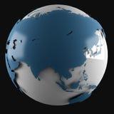 Globo do mundo Foto de Stock Royalty Free