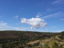 globo en nube Fotos de archivo libres de regalías