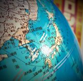 Globo giapponese Fotografie Stock