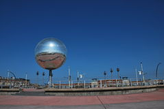 Globo gigante Foto de archivo libre de regalías