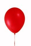Globo rojo Imágenes de archivo libres de regalías