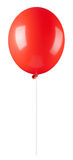 Globo rojo Fotografía de archivo libre de regalías