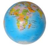 Globo terrestre Imagem de Stock