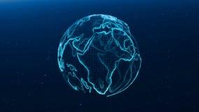 Globo Tierra del planeta