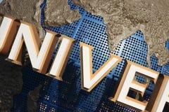 Globo universale a Orlando, Florida Immagine Stock
