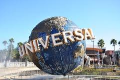 Globo universale a Orlando universale Immagini Stock Libere da Diritti