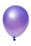 Globo violeta Imagen de archivo