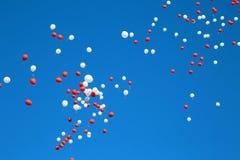 globos Imagen de archivo libre de regalías