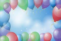 globos Fotografía de archivo