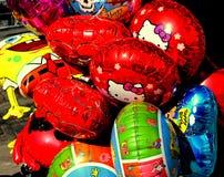 globos fotografía de archivo libre de regalías