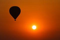 Globos al sol Foto de archivo libre de regalías