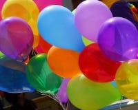 Globos coloridos Foto de archivo