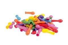 Globos de Colorfull Imágenes de archivo libres de regalías