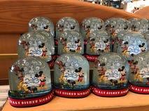 Globos de Walt Disney World Small Snow fotos de stock
