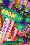 Globos del carnaval fotografía de archivo