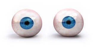 Globos del ojo Fotografía de archivo libre de regalías