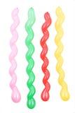 Globos espirales Imagenes de archivo