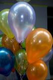 Globos, globo colorido Imágenes de archivo libres de regalías