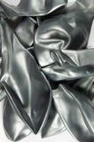 Globos metálicos de plata del helio Fotos de archivo