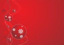 Globos vermelhos Imagem de Stock Royalty Free