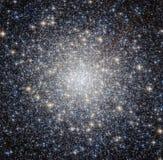 Globular Cluster, Stars, Messier 92 Royalty Free Stock Photo