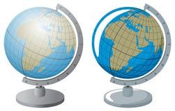 Globus Fotos de archivo libres de regalías