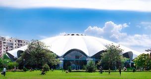 Globus cirkus Royaltyfri Foto