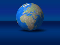 - globus świat Obraz Royalty Free