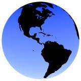 - globus ziemi Zdjęcie Stock