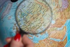 - globus ziemi Fotografia Stock