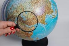 - globus ziemi Zdjęcie Royalty Free