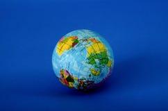 Globusstuk speelgoed bal Royalty-vrije Stock Fotografie
