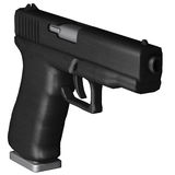 Glock 17 Royalty Free Stock Photography
