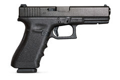 Glock 17 Stockfotos