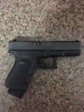 Glock 19 Obraz Stock