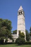Glocke-Kontrollturm von der Spalte Stockbilder